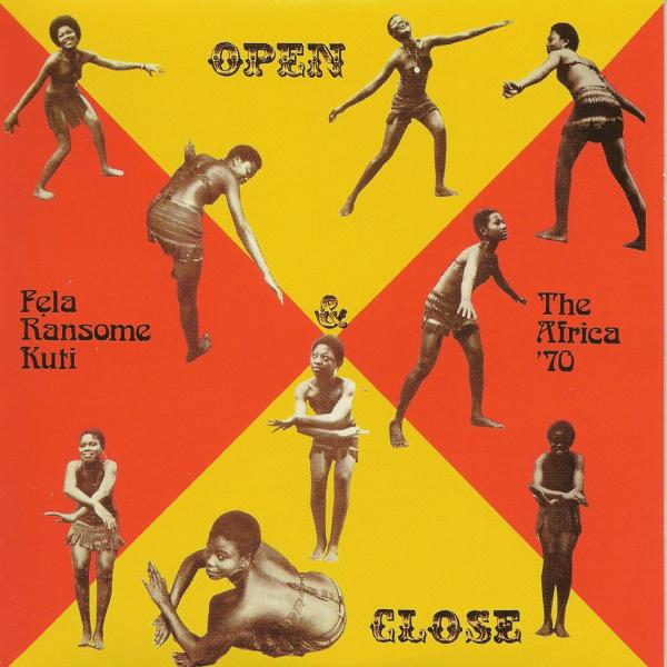 KUTI FELA - OPEN AND CLOSE / AFRODISIAC