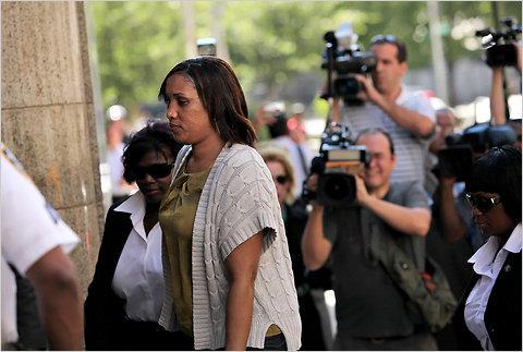 STRAUSS-KAHN Dominique  accuser DIALLO Nafissatou : I'm telling the truth