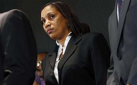 DSK Accuser DIALLO Nafissatou Holds News Conference