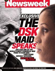 Newsweek La Une