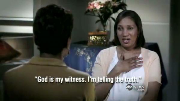 Robin Roberts Interviews DSK Accuser Nafissatou Diallo: 'God is my witness I'm telling the truth'